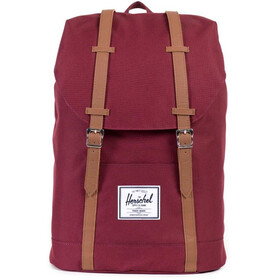 Herschel Retreat Backpack Windsor Wine/Tan